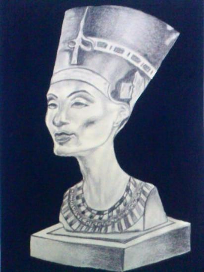 Nefertiti by Vanesa.S